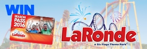 La Ronde Season Passport 2016