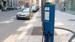 CTV Montreal: Electric charging stations