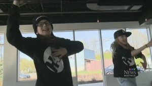 CTV Montreal: Dancing with Bieber