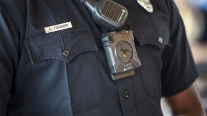 Montreal police will be using Axon body cameras in a pilot project.