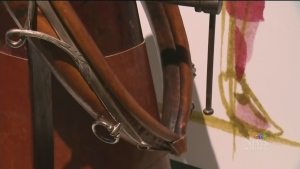 CTV Montreal: Horses at the museum