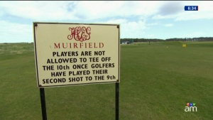 Course loses British Open after rejecting female m