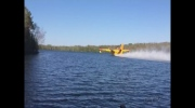 Water bomber Lac Patterson