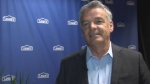 Lowe's Canada CEO Sylvain Prud'homme