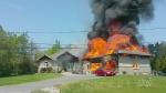 CTV Ottawa: Dogs perish in Greely fire