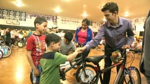 CTV Montreal: Bike giveaway
