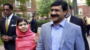 CTV National News: Malala's parents