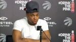 Raptors speak to media prior do-or-die Game 6