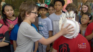 CTV Toronto: Boy going blind shares his story
