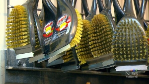 CTV Toronto: Beware of worn out BBQ brushes