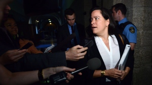 Minister of Justice and Attorney General of Canada Jody Wilson-Raybould arrives to a cabinet meeting on Parliament Hill in Ottawa on Tuesday, May 31, 2016. (Sean Kilpatrick / THE CANADIAN PRESS)