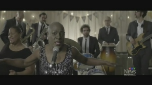 Sharon Jones & the Dap Kings perform in Montreal at the Jazz Festival