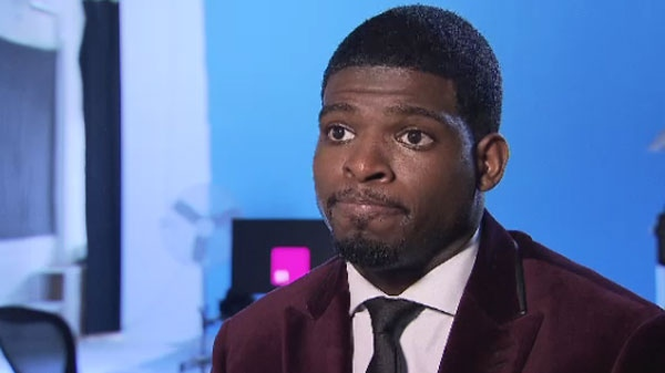 PK Subban said his high profile on social media belies the hard work he puts into training in the off-season.