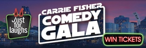 JFL - Carrie Fisher Gala