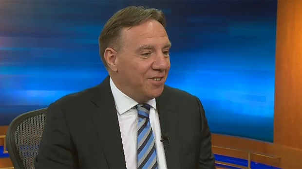 Francois Legault has renounced sovereignty as a viable option for Quebec