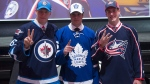 CTV Toronto: Leafs select Matthews as top pick