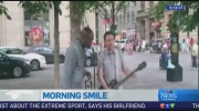 CTV News Channel: Seal joins Montreal busker