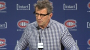 Extended: GM Bergevin takes questions