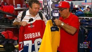 CTV Montreal: Banking on P.K. Subban