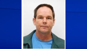 Police are looking for 53-year-old Stephane Foisy, wanted for his alleged part in a June 28 armed bank robbery. (Photo via SPVM)