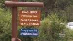 Campsite full