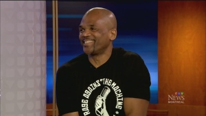 Darryl DMC McDaniels discusses police shootings, depression, being a black man in therapy, and more on July 8, 2016