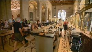 CTV Montreal: Café does double duty