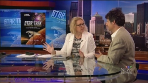 CTV Montreal: Science of StarTrek