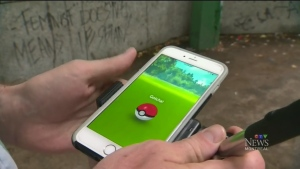 CTV Montreal: The appeal of Pokemon Go
