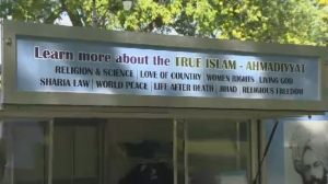 The Mobile Muslims are on a 40 day tour of 25 Canadian towns and cities, on which they hope to clear up misconceptions about Islam.