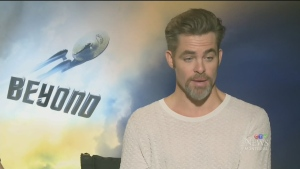 CTV Montreal: Another thrilling Star Trek