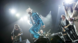 The Tragically Hip play their first of two nights on their farewell tour at Rogers Arena in Vancouver. July 24, 2016. (CTV/Anil Sharma)