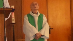 Father Jacques Hamel of Saint Etienne Parish, France (Storyful)