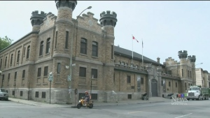 CTV Montreal: Renovation for armory