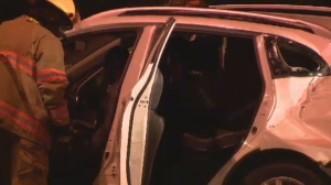Longueuil car crash