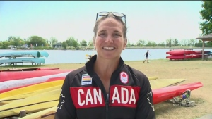 CTV Montreal: Living the Olympic dream