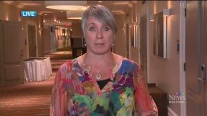 CTV Montreal: Talking gender violence