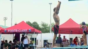 Braden Dunwoody, 8, was among those competing on Sun Aug. 21, 2016