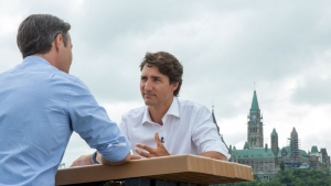 Your Morning's Ben Mulroney interviews Prime Minister Justin Trudeau.