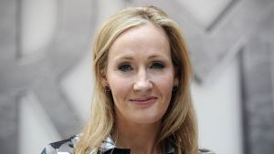 Author J.K. Rowling spoke out against 'voluntourism'. © AFP PHOTO / CARL COURT