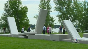 CTV Montreal: New monument in Lasalle
