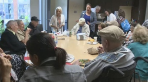 A new senior's drop-in centre in Cote-St-Luc will help participants thrive while giving caregivers much-needed rest, said one supervisor.