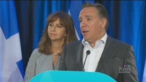 CTV Montreal: Legault wants values test