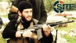 """This undated militant image provided by SITE Intel Group shows Abu Muhammed al-Adnani, the Islamic State militant group's spokesman who IS say was """"martyred"""" in northern Syria. (SITE Intel Group via AP)"""