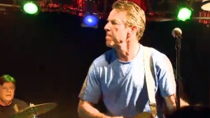 Dennis Quaid and the Sharks played a concert in Montreal on Aug. 31, 2016