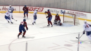 CTV Montreal: Training camp opens