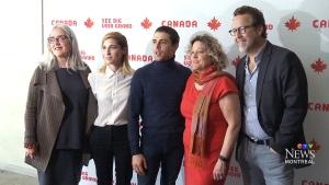 CTV Montreal: Dolan goes to Oscars