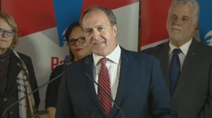 Normand Parisien is the Liberal candidate in Marie-Victorin