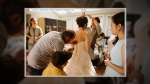 Syrian tailor saves bride's wedding day