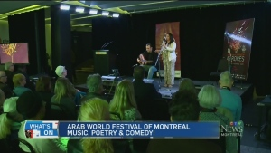 CTV Montreal: What's On: Arab World Festival